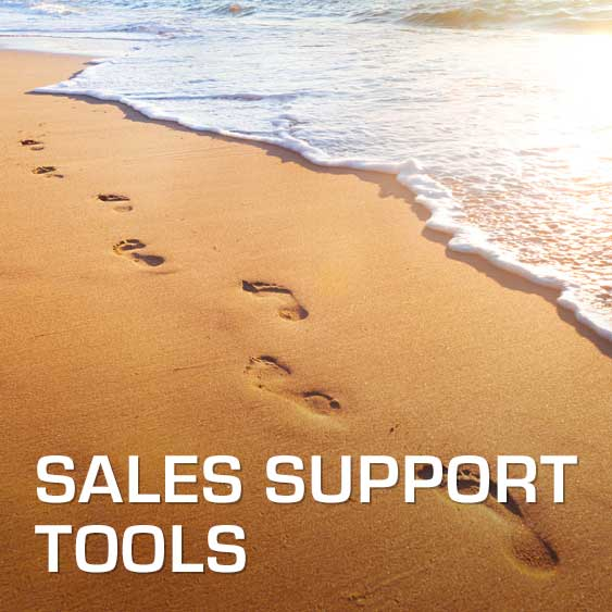 Sales Support Tools